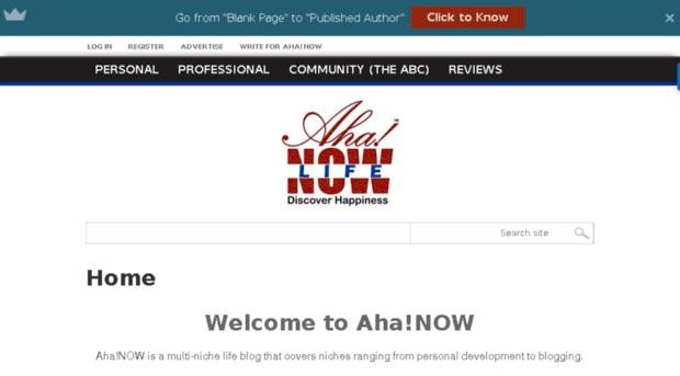 Aha-now Community