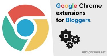 Google Chrome SEO Extensions for Bloggers
