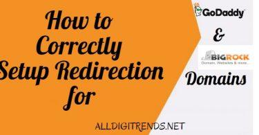 Setup Redirection