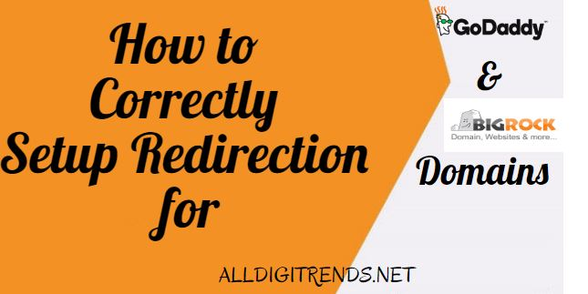 Setup Redirection